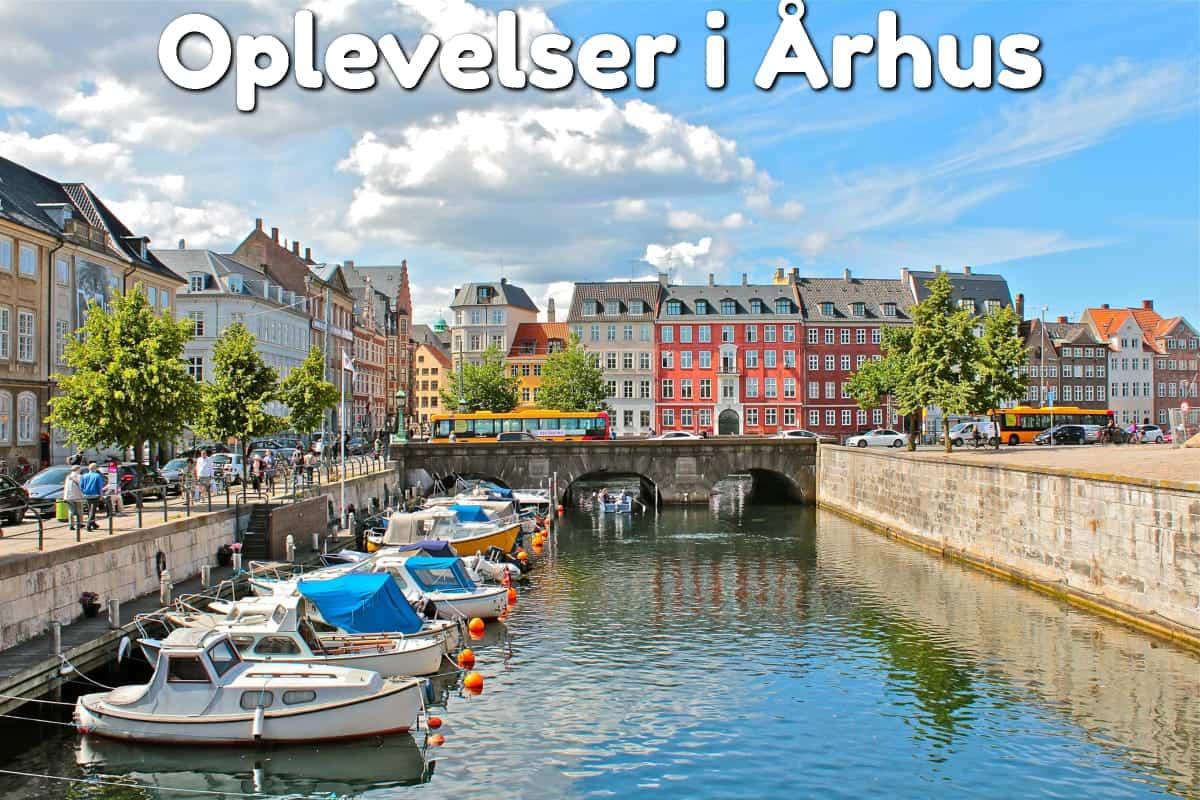 Oplevelser i Århus