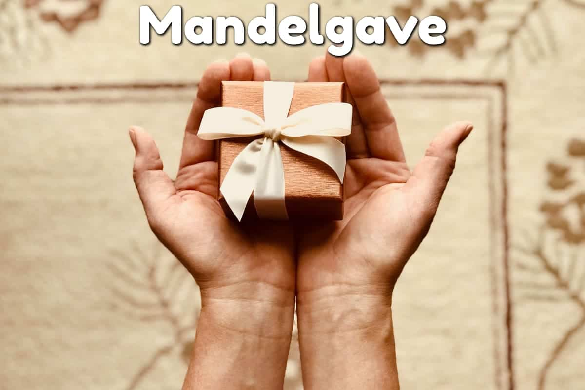 Mandelgave