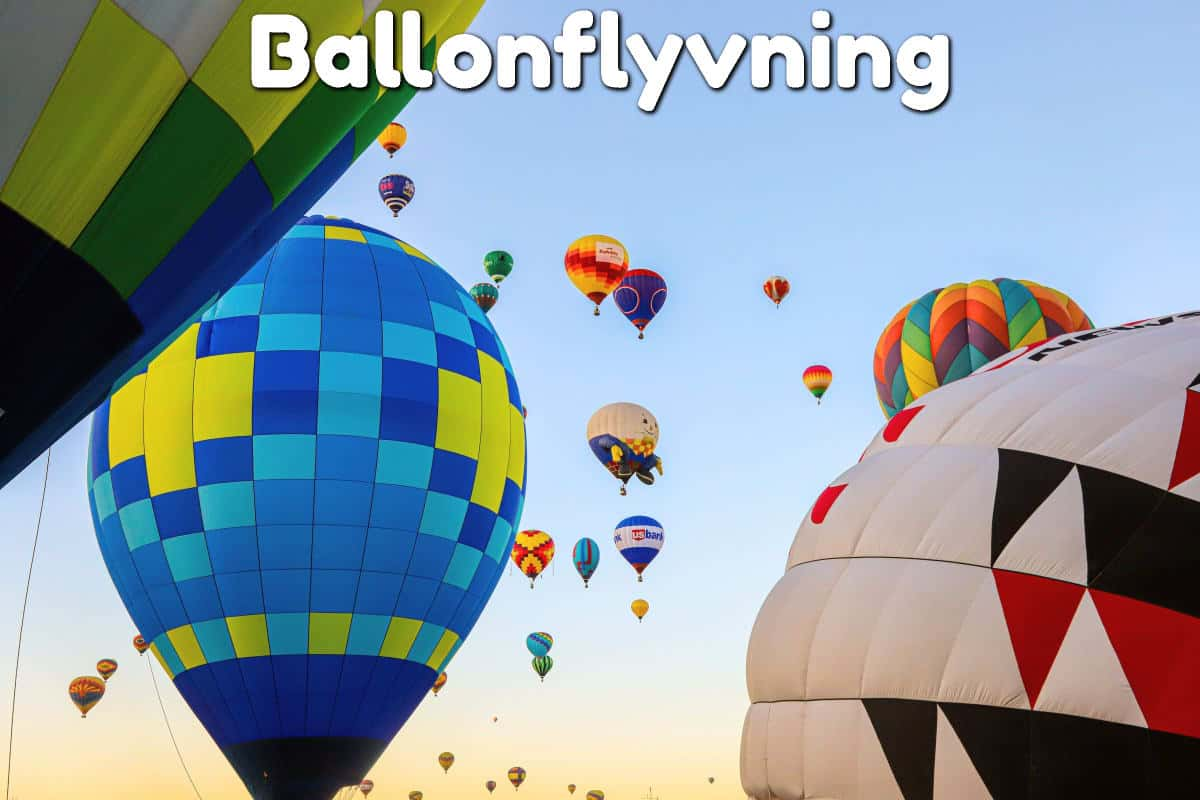 Ballonflyvning